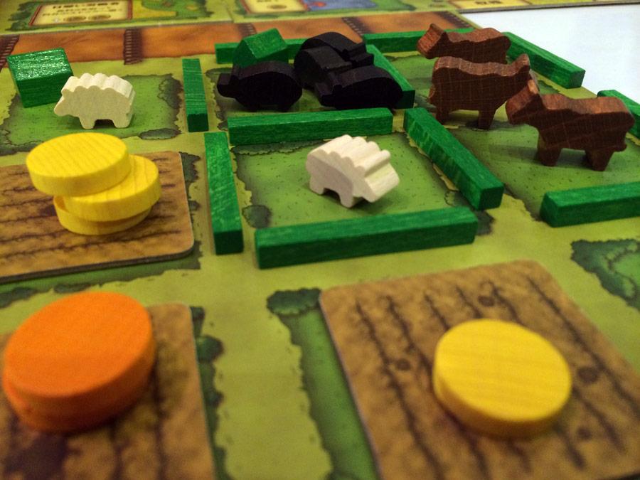 川崎 平日 重量級 ボードゲーム アグリコラ Agricola