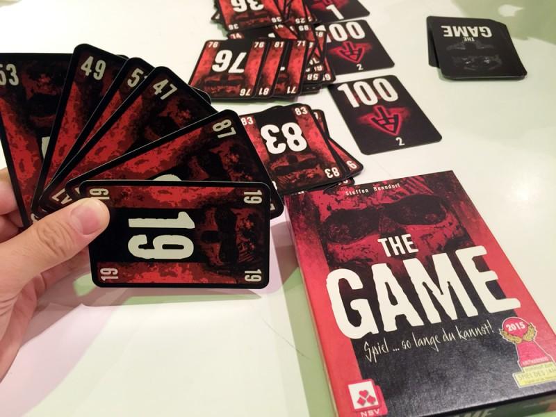 ボードゲーム史上、最もSEO(検索エンジン最適化)を無視したゲーム、その名も「THE GAME」