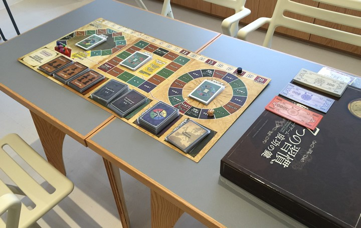 勝間和代さんプロデュースのカフェ&ボードゲーム 「ウィンウィン」に遊びに行ってきました!