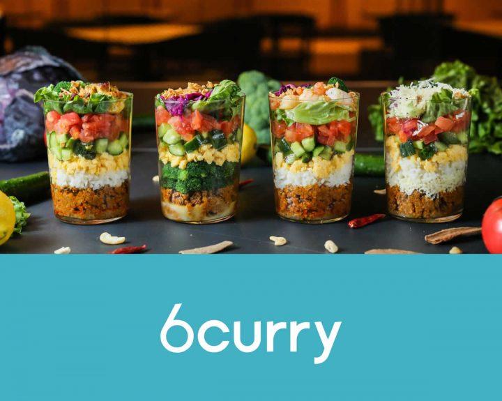 カレー片手にボードゲーム!サラダ感覚で食べる新体験カップカレー「6curry」コラボイベント開催決定!
