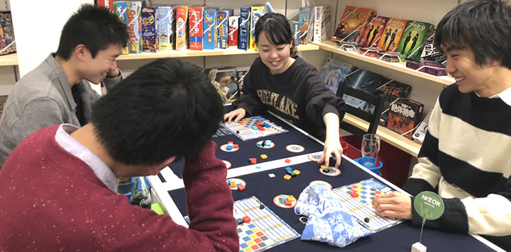 ボードゲームカフェ立川店