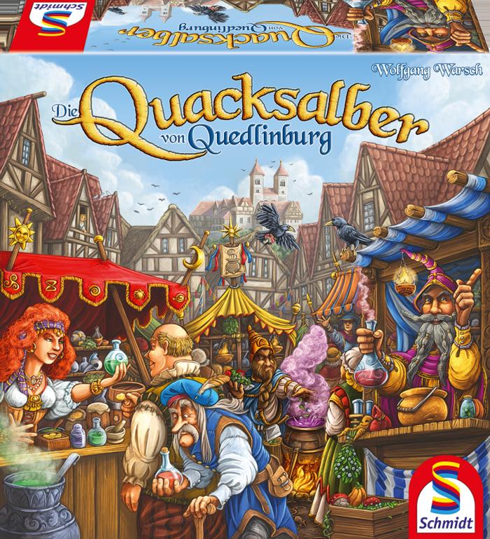 クアックサルバー (Die Quacksalber von Quedlinburg)