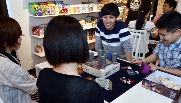 ボードゲームカフェ名古屋大須店