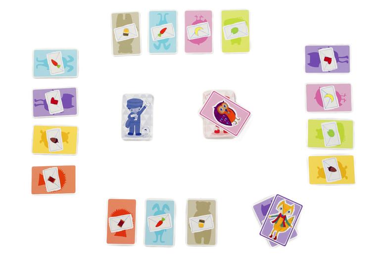 グッド・トイ『はじめてあそぶカードゲーム「レターズ」』