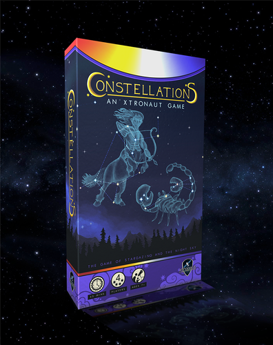 Constellations: The Game of Stargazing and the Night Sky