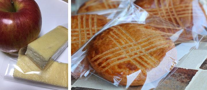 チーズケーキやドイツ菓子のレープクーヘン