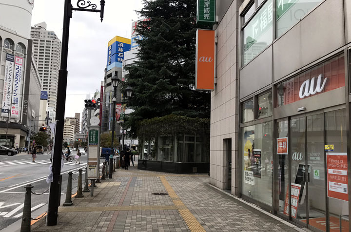 JELLY JELLY CAFE 池袋2号店の行きかた