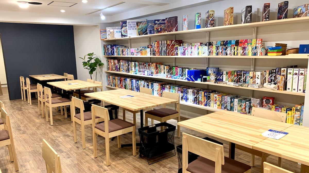 ボードゲームカフェ渋谷2号店